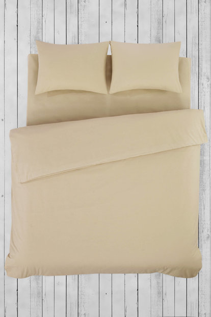 Men's Sand Double Duvet Cover - Crf08 CRF08