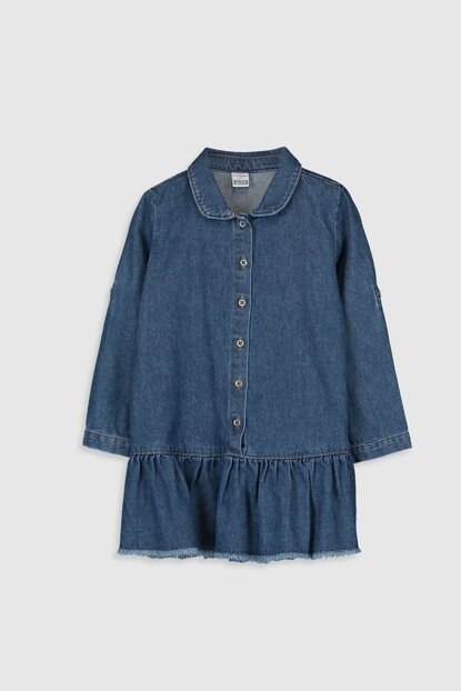 Baby Girl Medium Rodeo 507 Dress 9WS483Z1