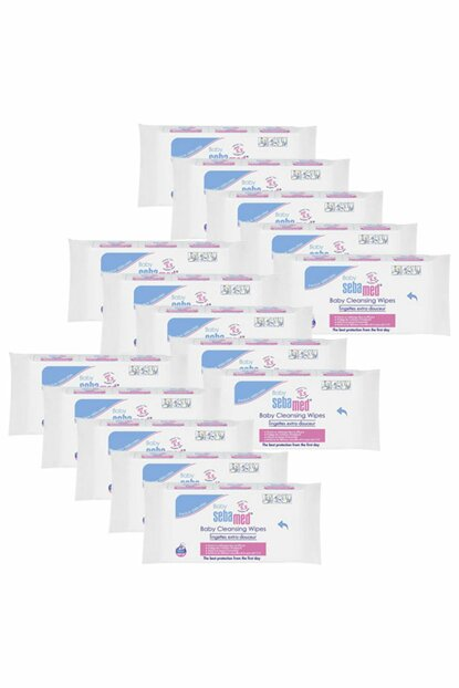 Wet Cleaning Wipes 54 pcs x 15 Pieces 115388