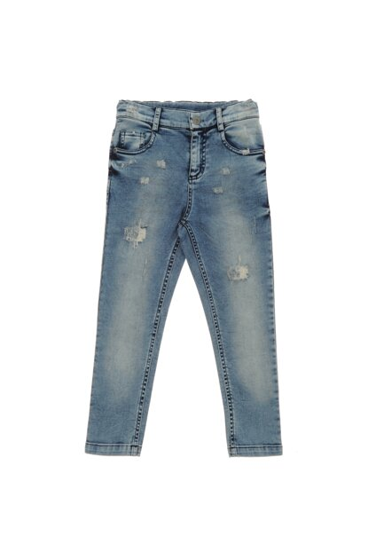 Boys Denim Trousers 19111007100