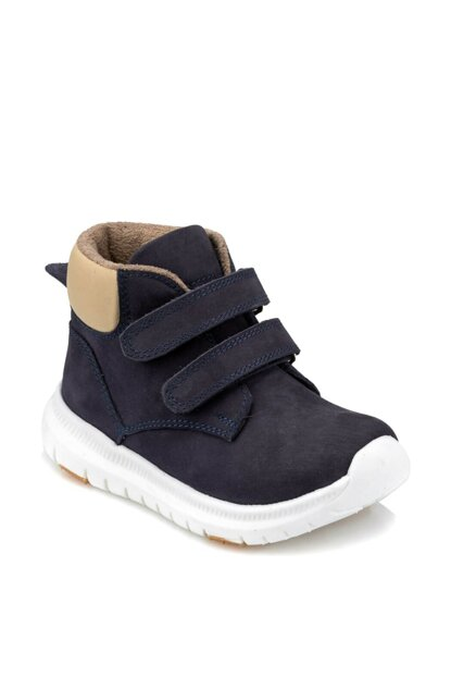 92.511731.B Navy Blue Boy Boots