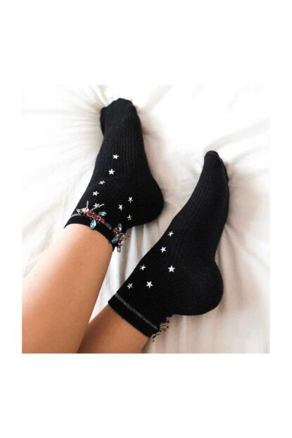 Blacybugsocks Socket-Black4