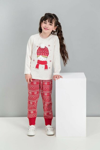Winter Girls Kremmelanj Girls' Sleepwear Set RP1580-C