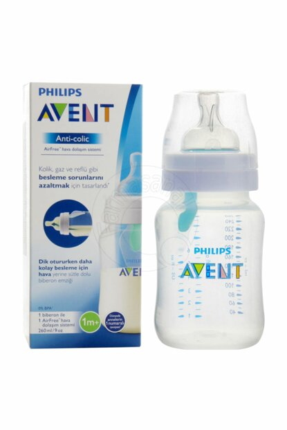 Philips Avent Anti Colic 1m + 260 ml 5053