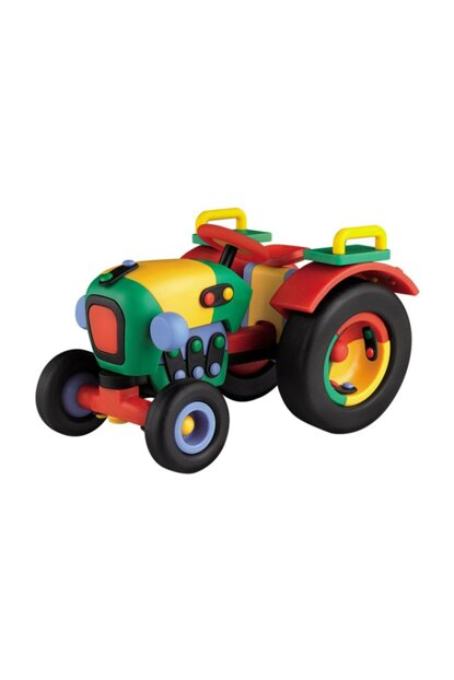 Large Tractor 3d Jigsaw Toy 89071