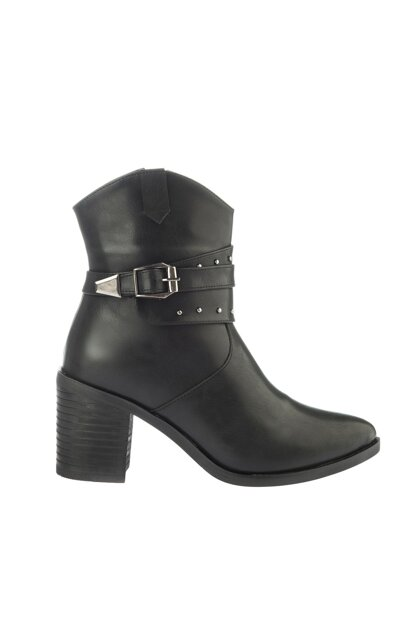 Black Women Boots & Bootie 01BOY164320A100
