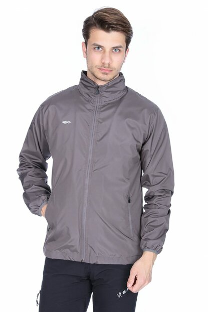 Men's Coat Model 5 (Raincoat) - TK17KMP05-00A