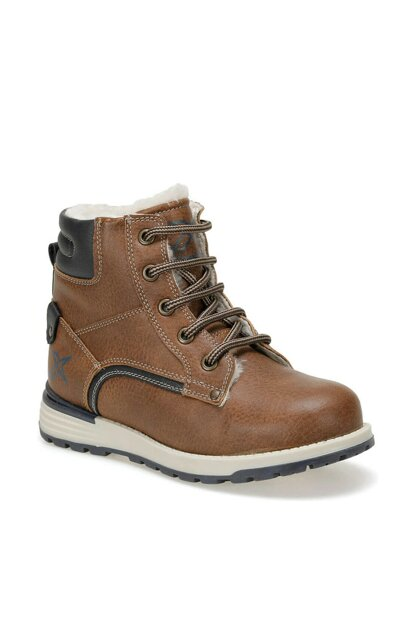 KOROL 9PR Brown Boy Boot