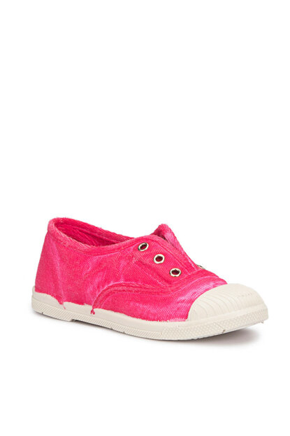 71.509306.P Fuchsia Girls Children Shoes On The Slip 000000000100241143