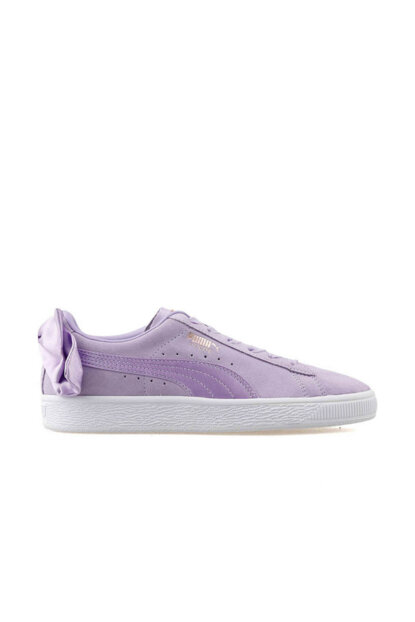 Women's Sneaker - Suede Bow Jr - 36731603