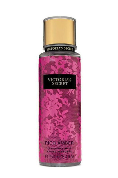 Body Spray Rich Amber 250 ml 667540154435