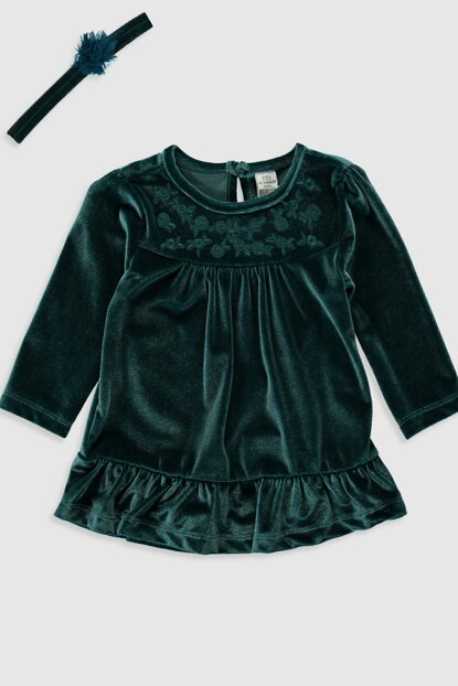 Baby Girl OIL MRB Suit 9W9007Z1