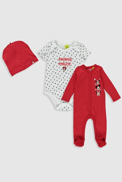 Baby Girl LIVE RED HC3 Suit 9WH016Z1