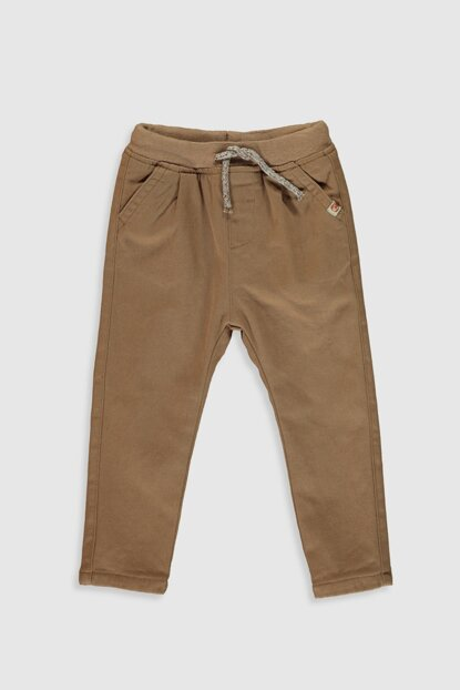 Baby Boy Light Brown H0A Pants 9WT003Z1