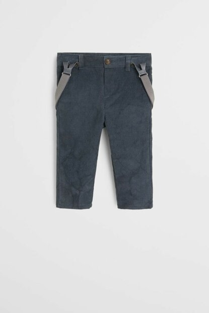 Gray Baby Boy Pants 57036709