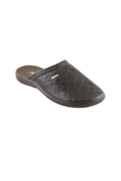 9022 Men's Home Slippers Black 939