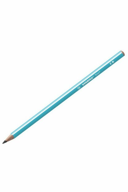Stabilo Trio Blue Pencil 369-02-2B / U282043