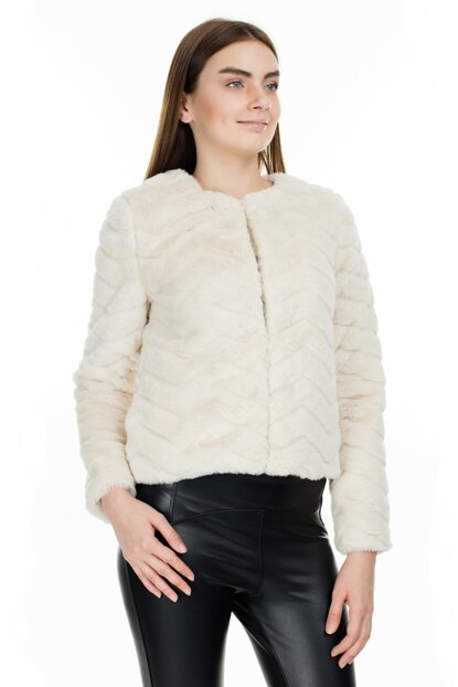 Short Faux Fur 10214984 VMBROOKLYN