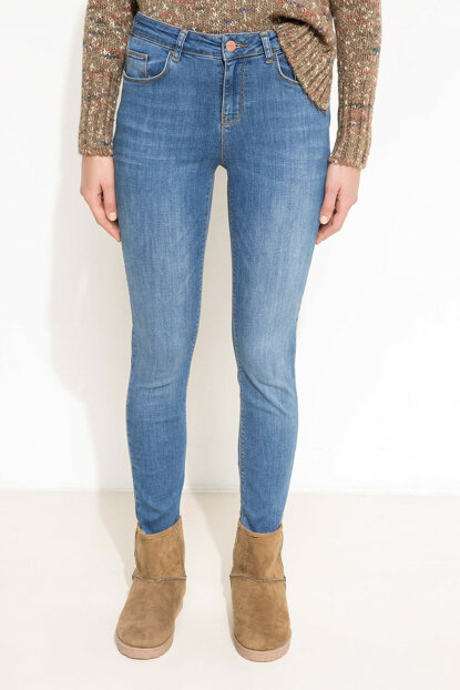 Women's Denim Pants I5661AZ.17CW.BE480