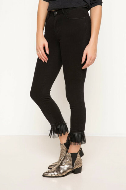 Women's Denim Trousers