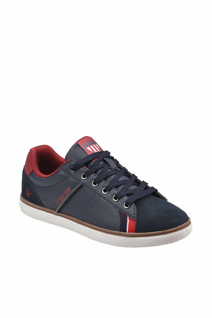 Navy Blue Men's Shoes 100210959 000000000100209429