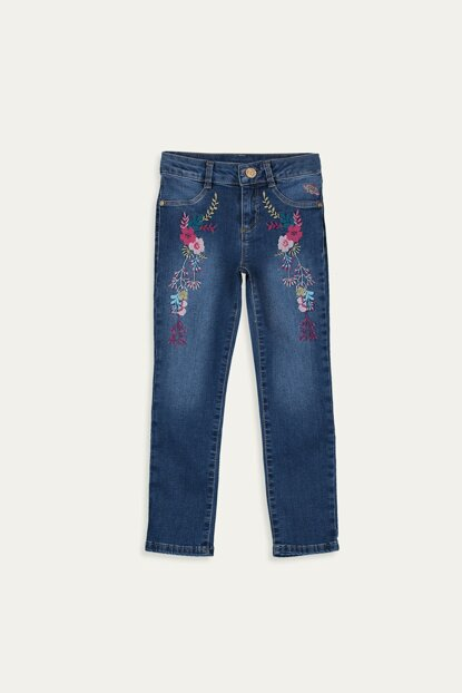 Girls Trousers Dark Rodeo 309 Pants 9WH925Z4