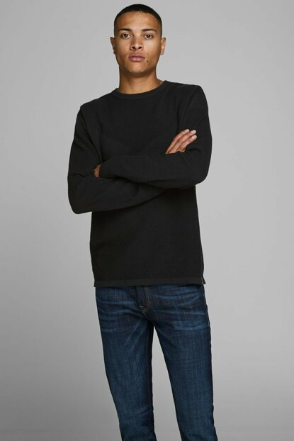 Sweater - Moon Core Knit Crew Neck 12163320