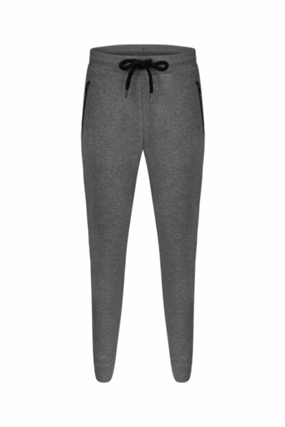 Men's Antra Melange Binding Detailed Jogger Sport Pants 1203625 329321
