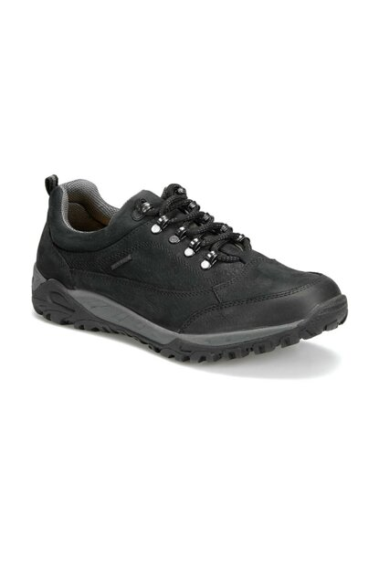 225292 9PR Black Men Outdoor Shoes