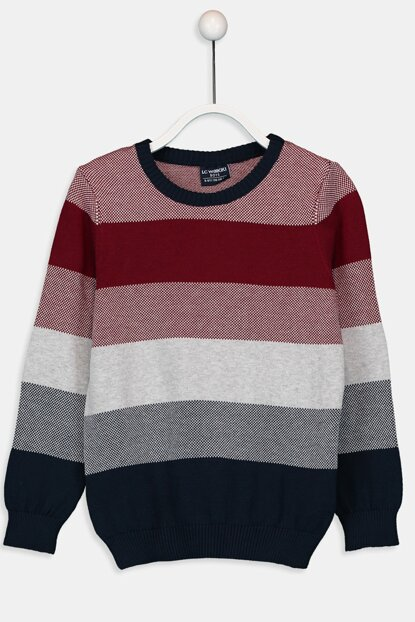 Red Boy Sweater 9W0050Z4