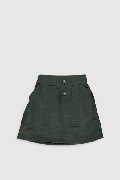 Girl's KHAKI H8M Skirt 9WU912Z4