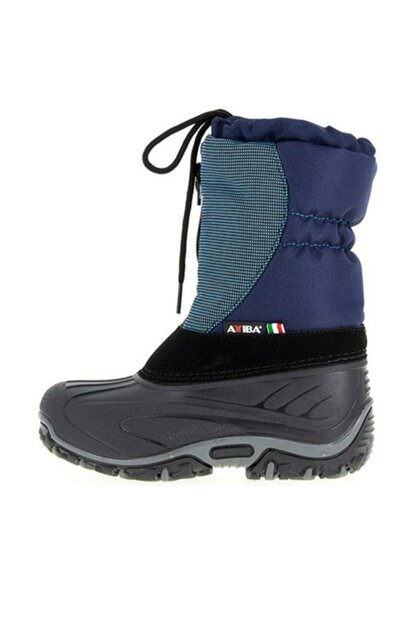 Black Unisex Children's Boots 7906TR