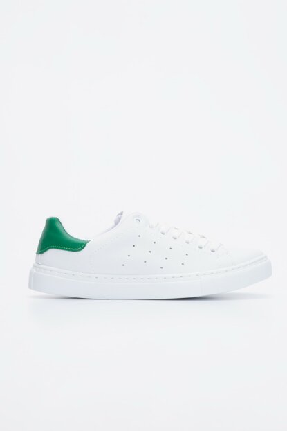 Boys' White J5E Shoes 9W3916Z4 Click to enlarge