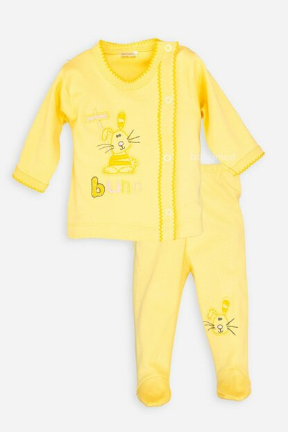 Double Yellow Baby Suit HJRSVX27-3_548840