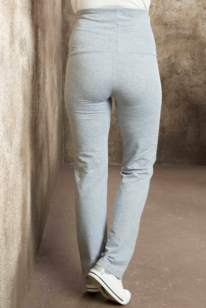 Pregnant Gray Trousers Gray Ty3392 TY3392