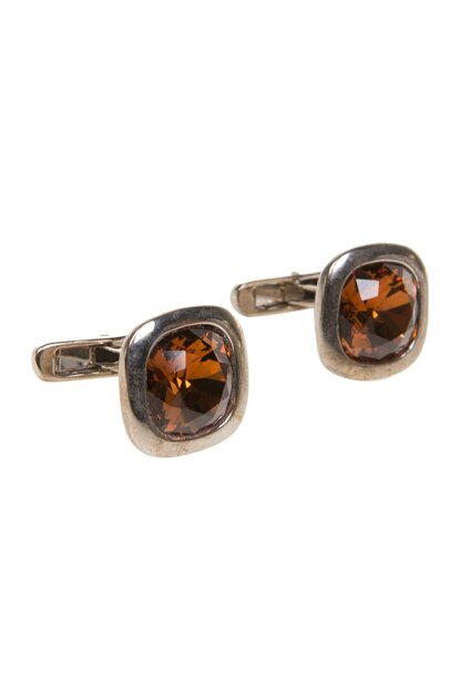 Men's Brown Cufflink Ss1700001370 SS1700001370