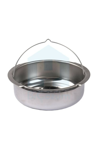 Steel Steam Cooking Basket 4,5-6lt 792185 1500980791