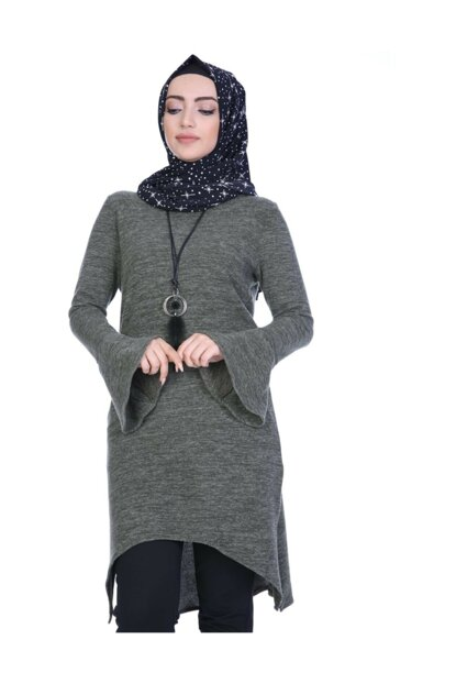Yumoş Tunic with Necklace 4051