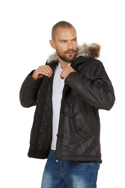 Men's Smoked Parka - KV970