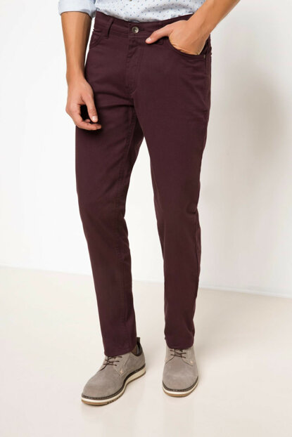 Men's Gabardine 5 Pants Trousers H1609AZ.17AU.BR46
