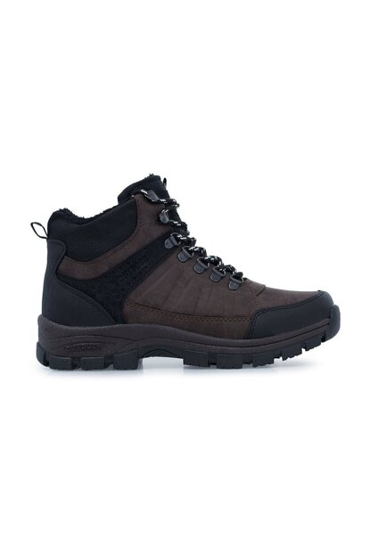 Brown Black Men's Outdoor Boot 5601951