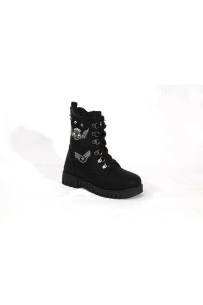Black Girls Boots D001630F.20K-BLACK