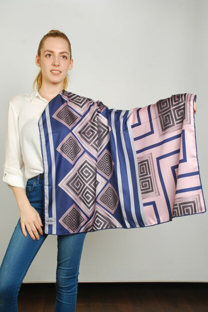 Women Multi Color Sport Polyester Scarf 9351213