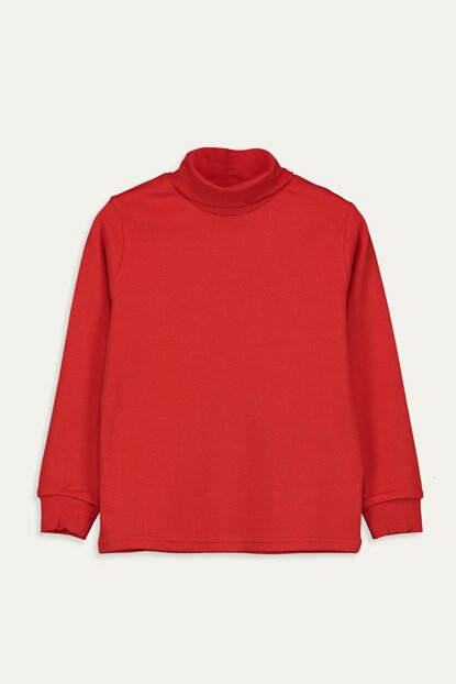 Boys Red Gye T-Shirt 9W2701Z4