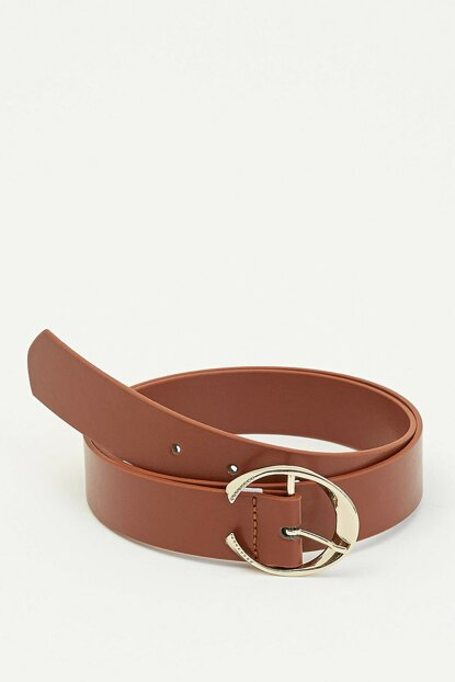 Women's Brown Belt M9467AZ.19WN.BN6