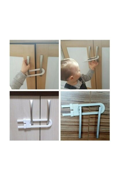Baby Drawer Cabinet Lock Rail sda
