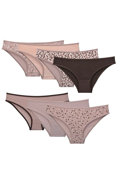 Women's Mxcolor Panties Pack of 7 713019