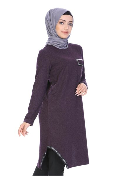 Asymmetrical Cut Tunic 4041/100