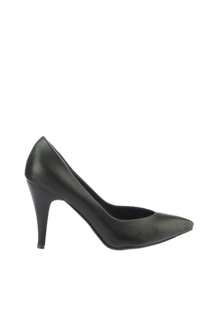 Black Women's Classic Heeled Shoes 01AYY166720A100