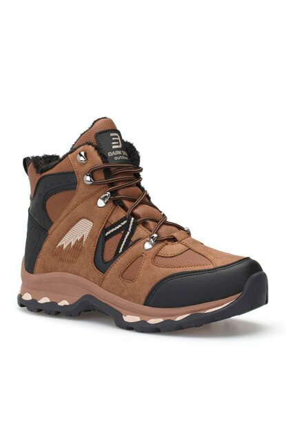 Black Taba Unisex Outdoor Trekking Boots DS.1816